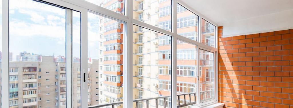 Обшивка лождий и балконов